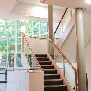 Office commercial painting and decorating surrey